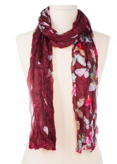 plum-scarf