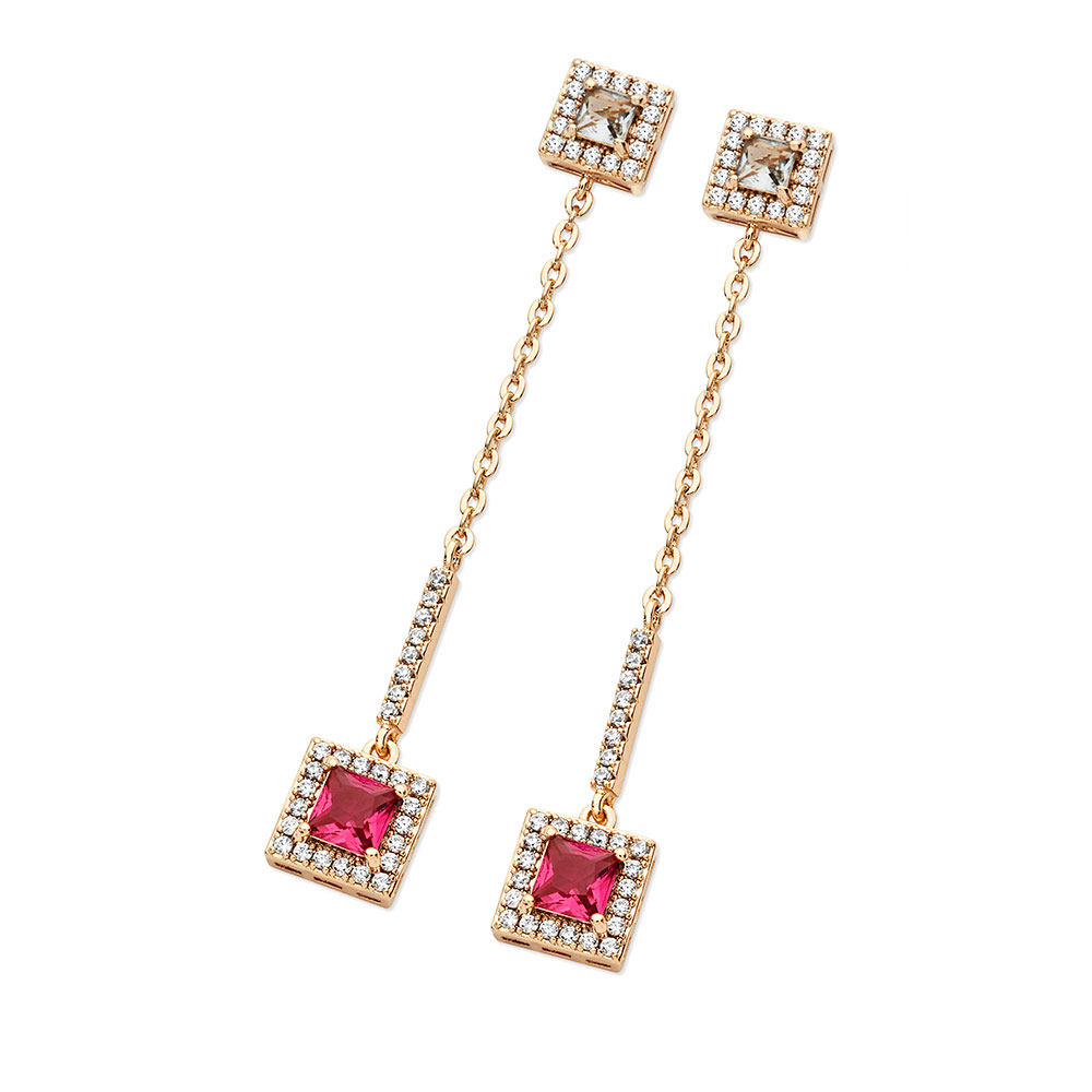 Princess Summer Drop Earrings