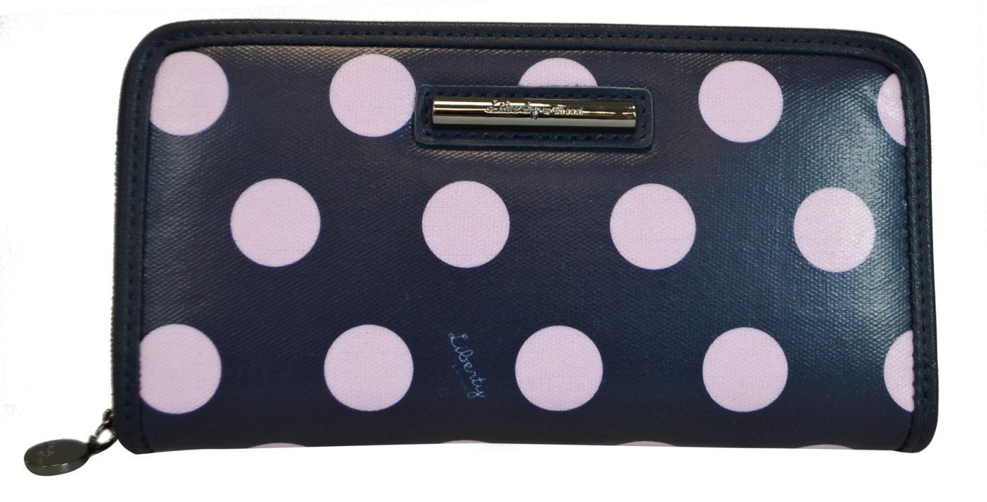 Wallet_Polka Dot