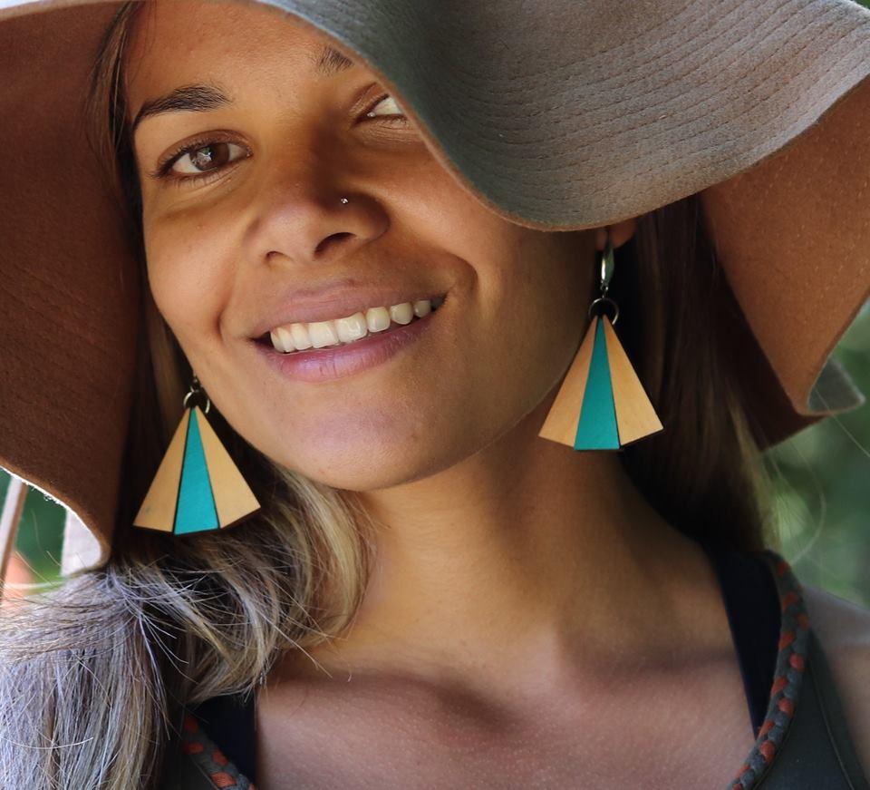 Sandia Earrings