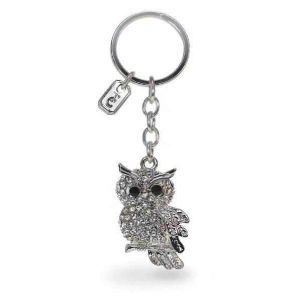 Owl-Key-ring