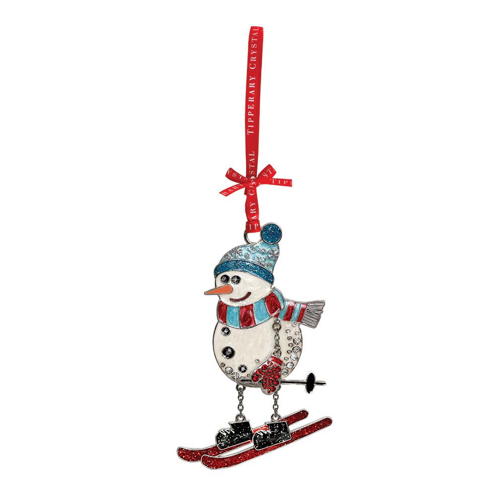 Sparkle Snowman