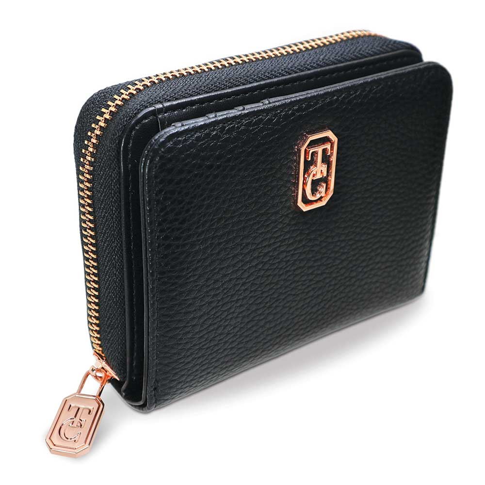Windsor Wallet Black Small