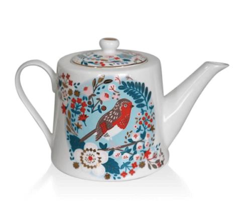 Birdy Tea Pot