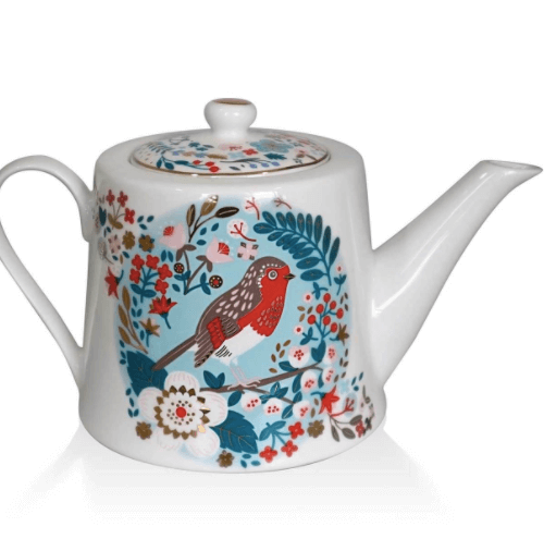 Birdy Tea Pot