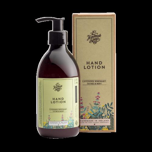Hand Lotion by The Handmade Soap Company