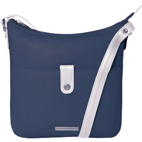 Leather Crossbody handbag