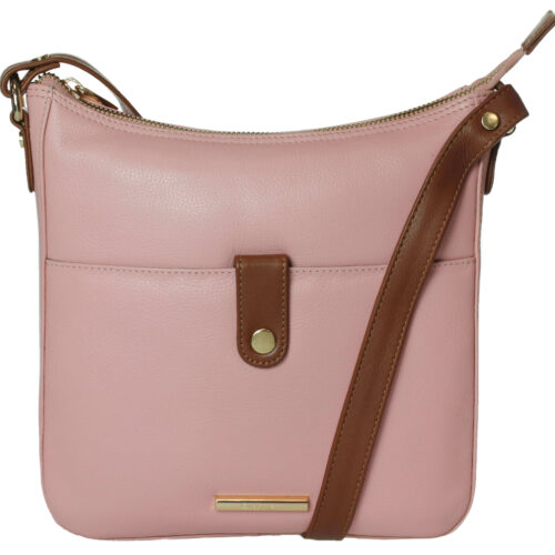 Liberty Leather Crossbody Bag