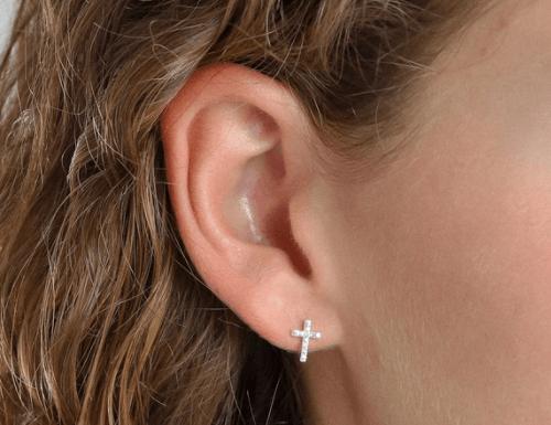 Holy Communion Earrings