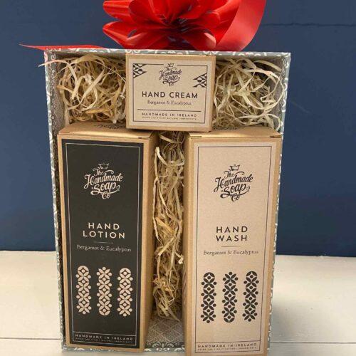 The Handmade Soap Company Gift Set
