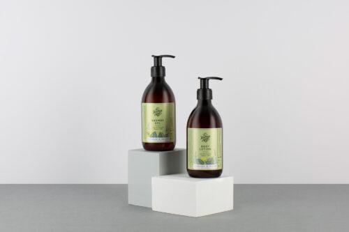Body Lotion by The Handmade Soap Company