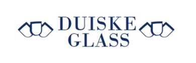 duiske glass block logo