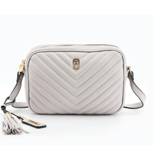 Avignon Grey Crossbody Bag