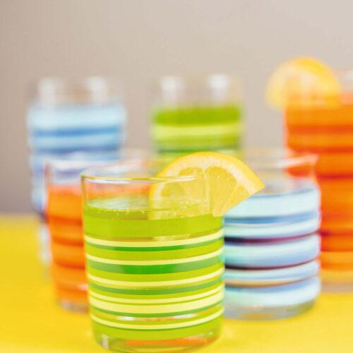 Set of 3 Juice Glasses