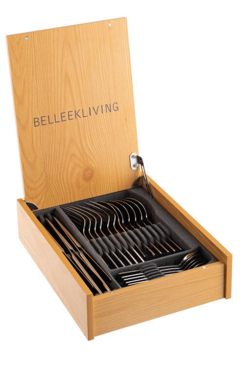 Belleek Living Cutlery Canteen