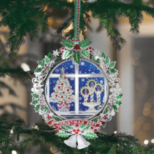Newbridge Christmas Collectible 2021 Céad Mile Fáilte