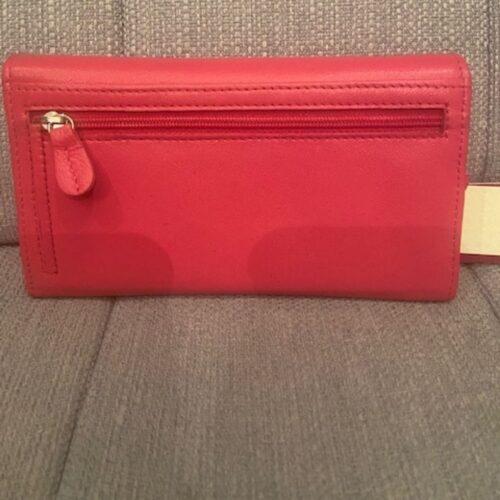 100% Leather Ladies Wallet