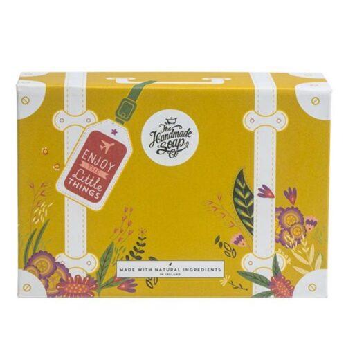 The Handmade Soap Company Gift Travel Gift Set