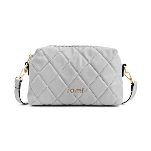 Romi Grey Crossbody Handbag