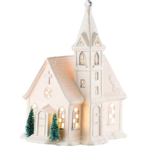 BELLEEK CHURCH LUMINAIRE