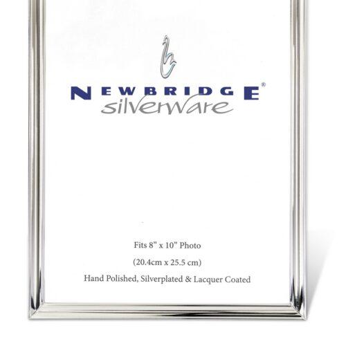8 x 10 Newbridge SIlver Frame