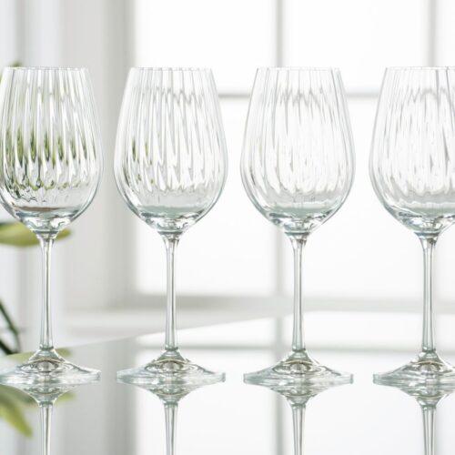 Erne Set of 4 Wine Glasses