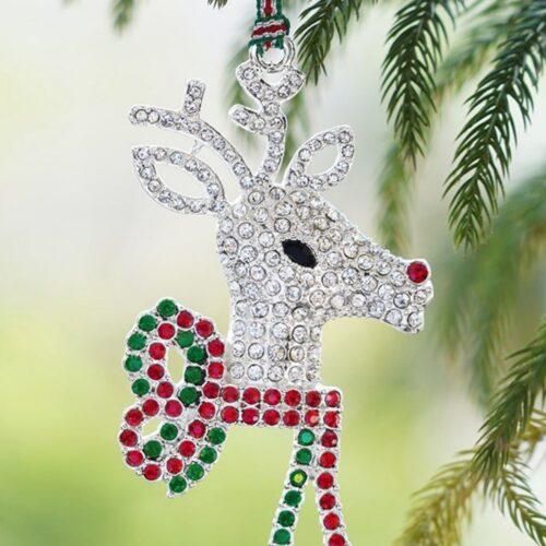 Reindeer Christmas Tree Decoration