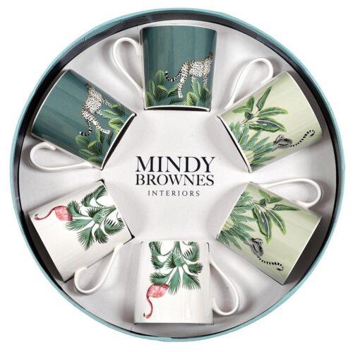 Daintree Mugs by Mindy Brownes