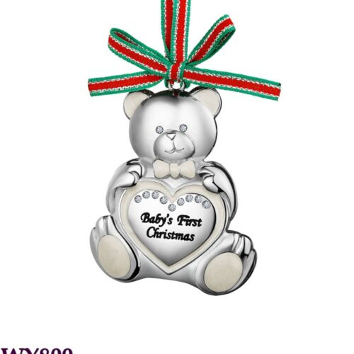 Baby's First Christmas Decoration